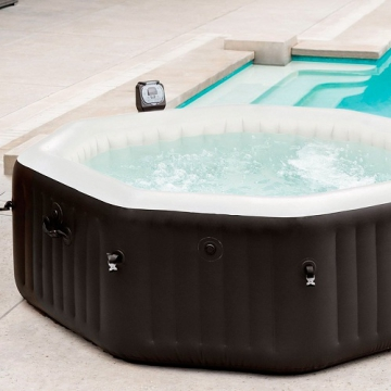 Intex 28456 Pure Spa 6 Sitzer